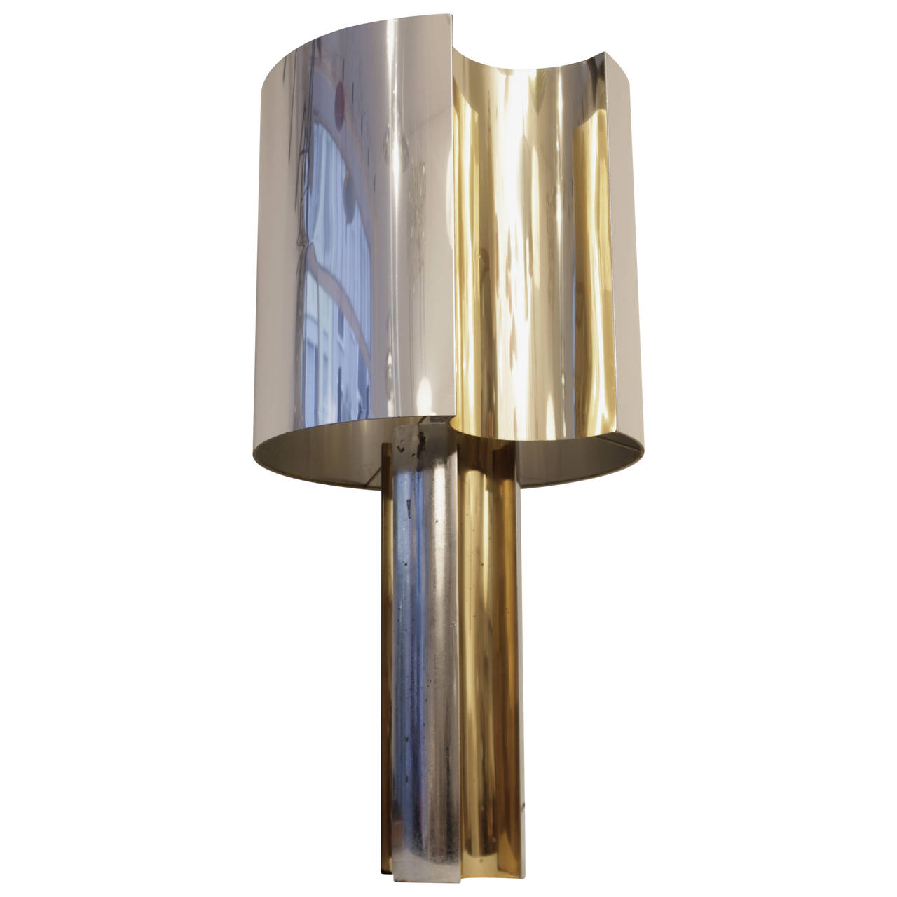 Willy Rizzo Lampe de table