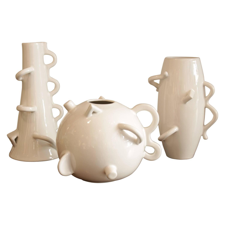"""Set de 3 vases """"Dealbata"""""""