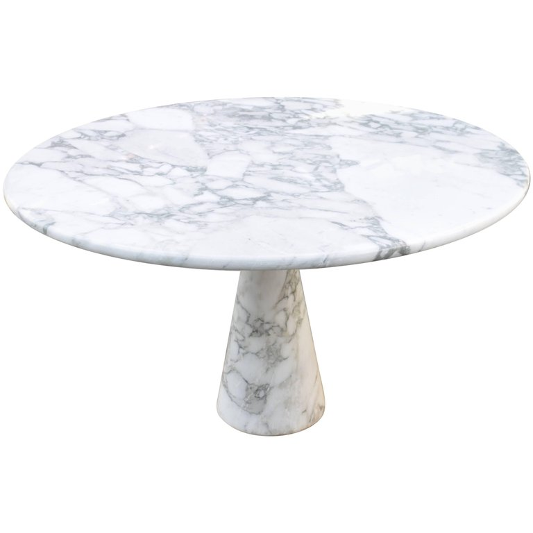 Angelo Mangiarotti Table Marbre