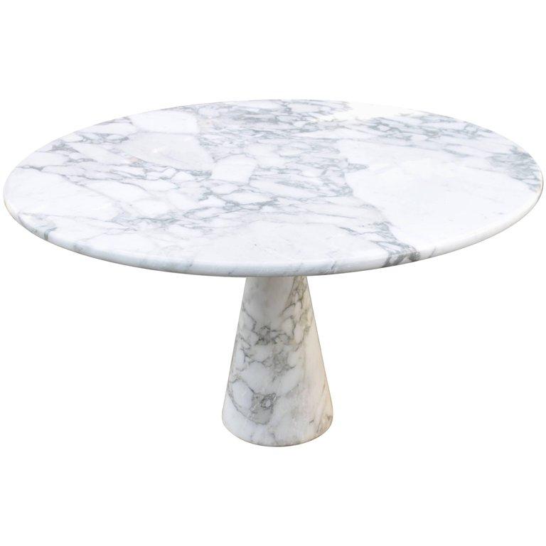 Angelo Mangiarotti Table Marbre
