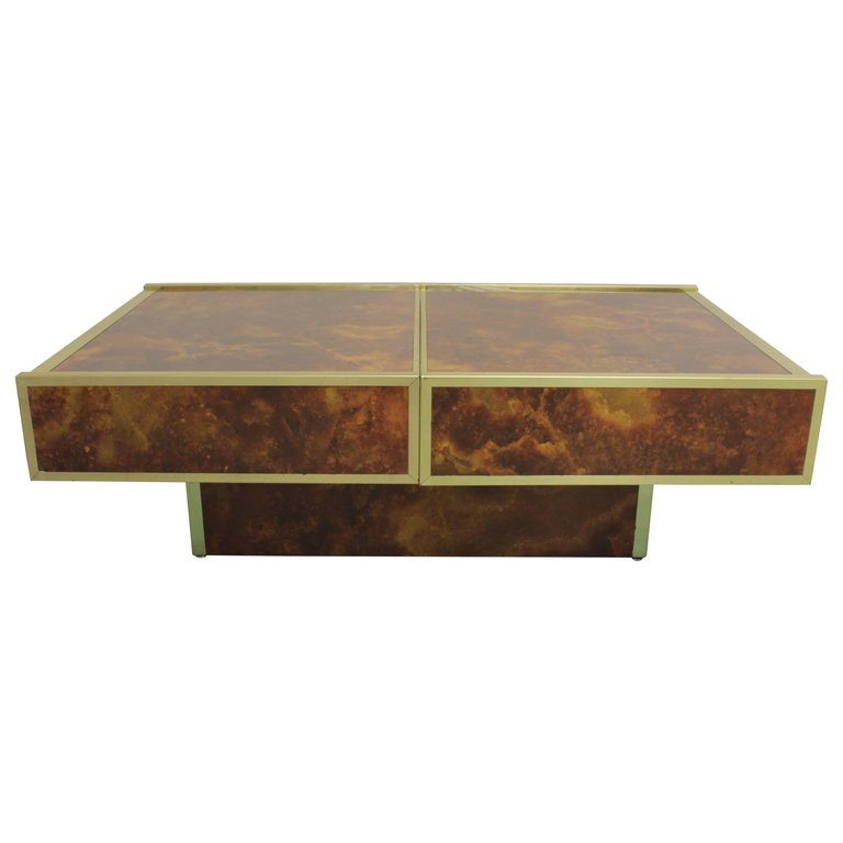 Maison Lancel Table Basse Bar