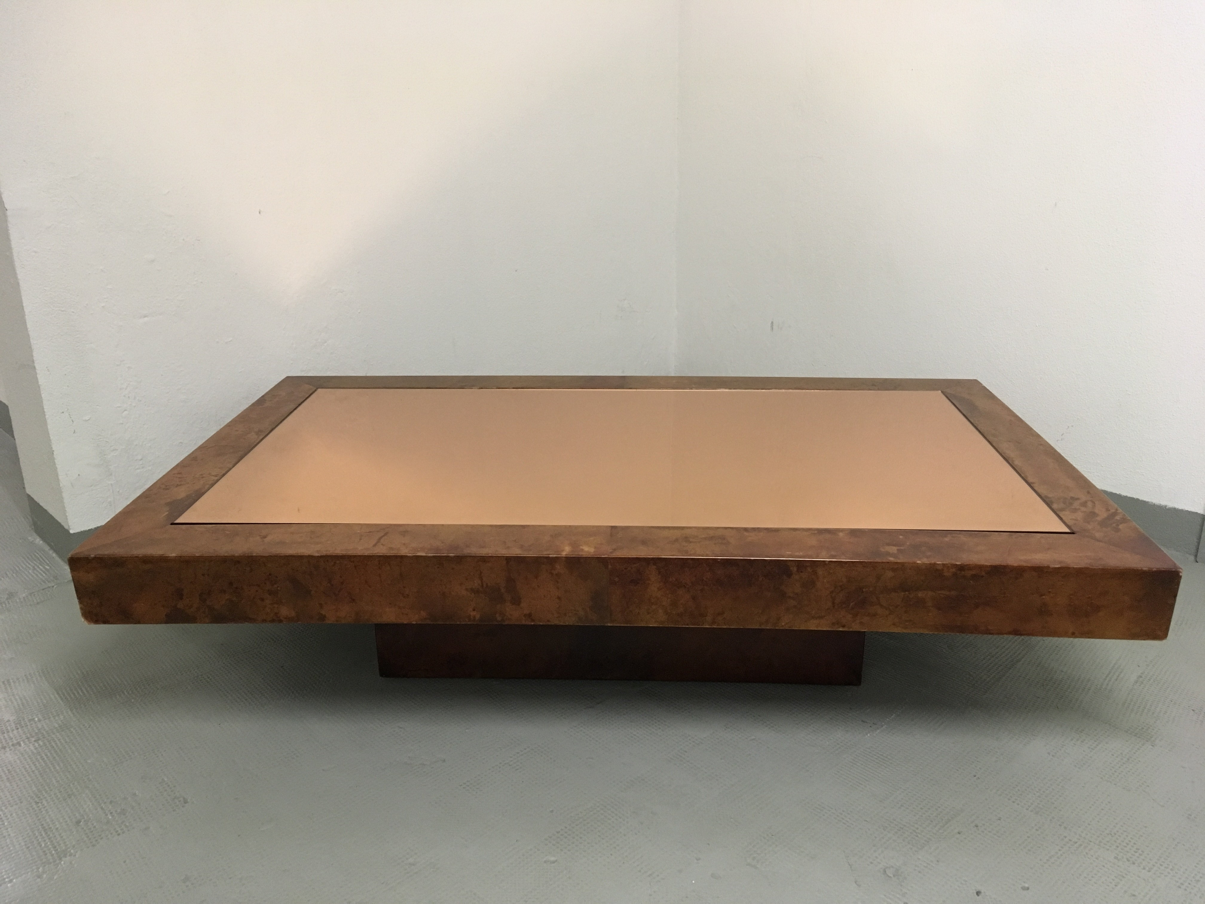 Aldo Tura Table Basse