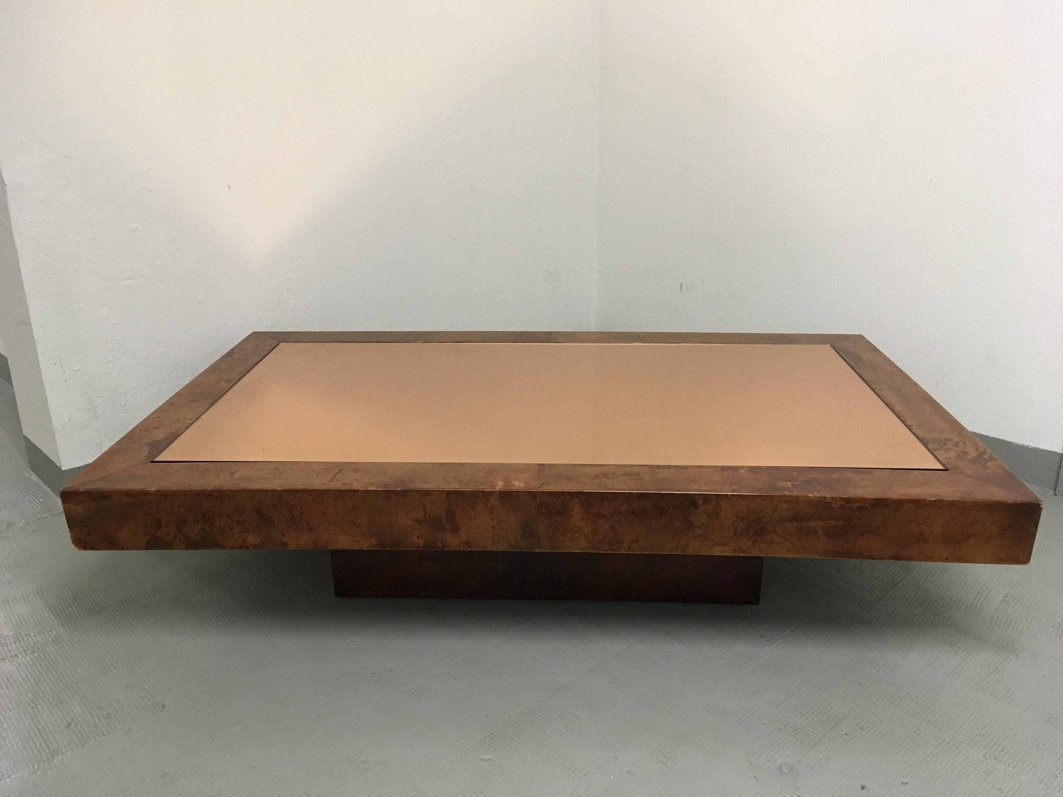 Aldo Tura Table Basse