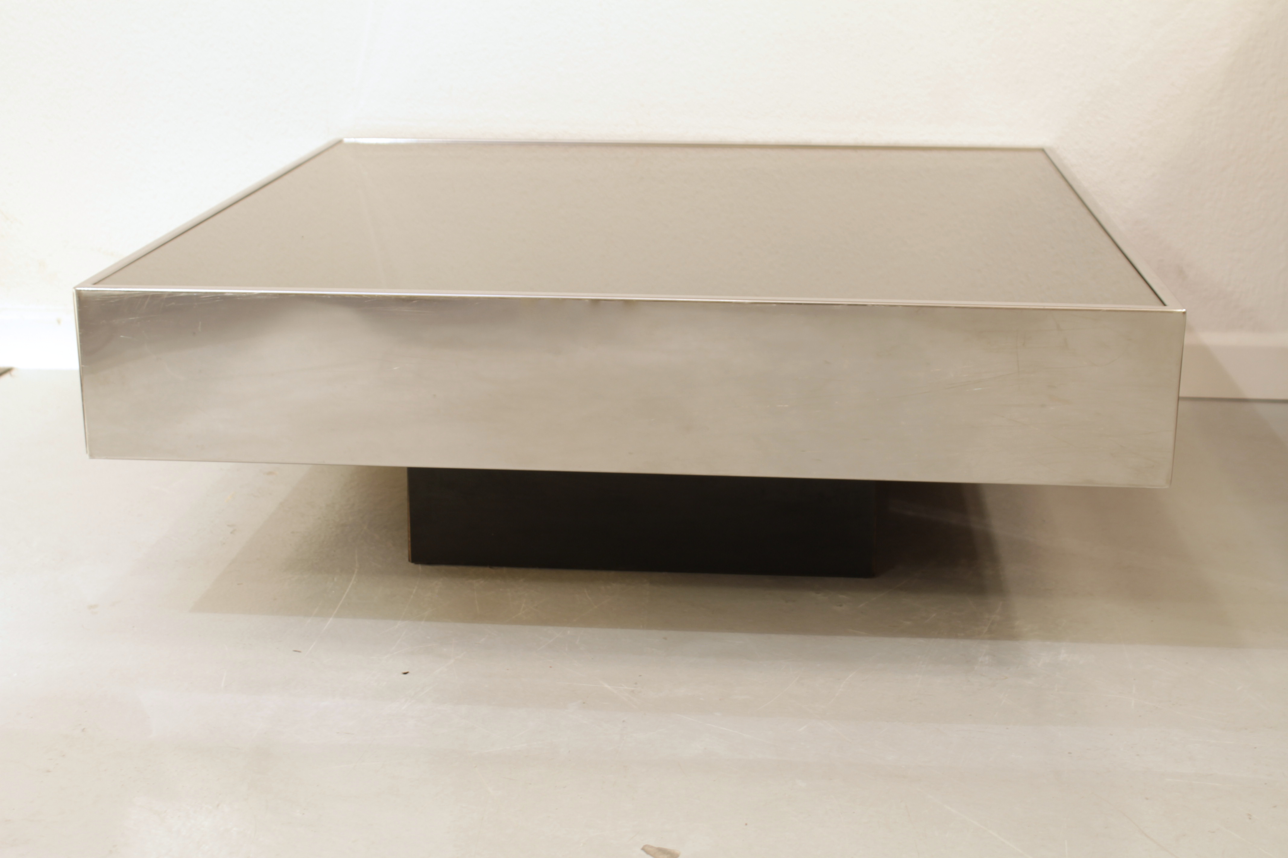 Willy Rizzo Table Basse