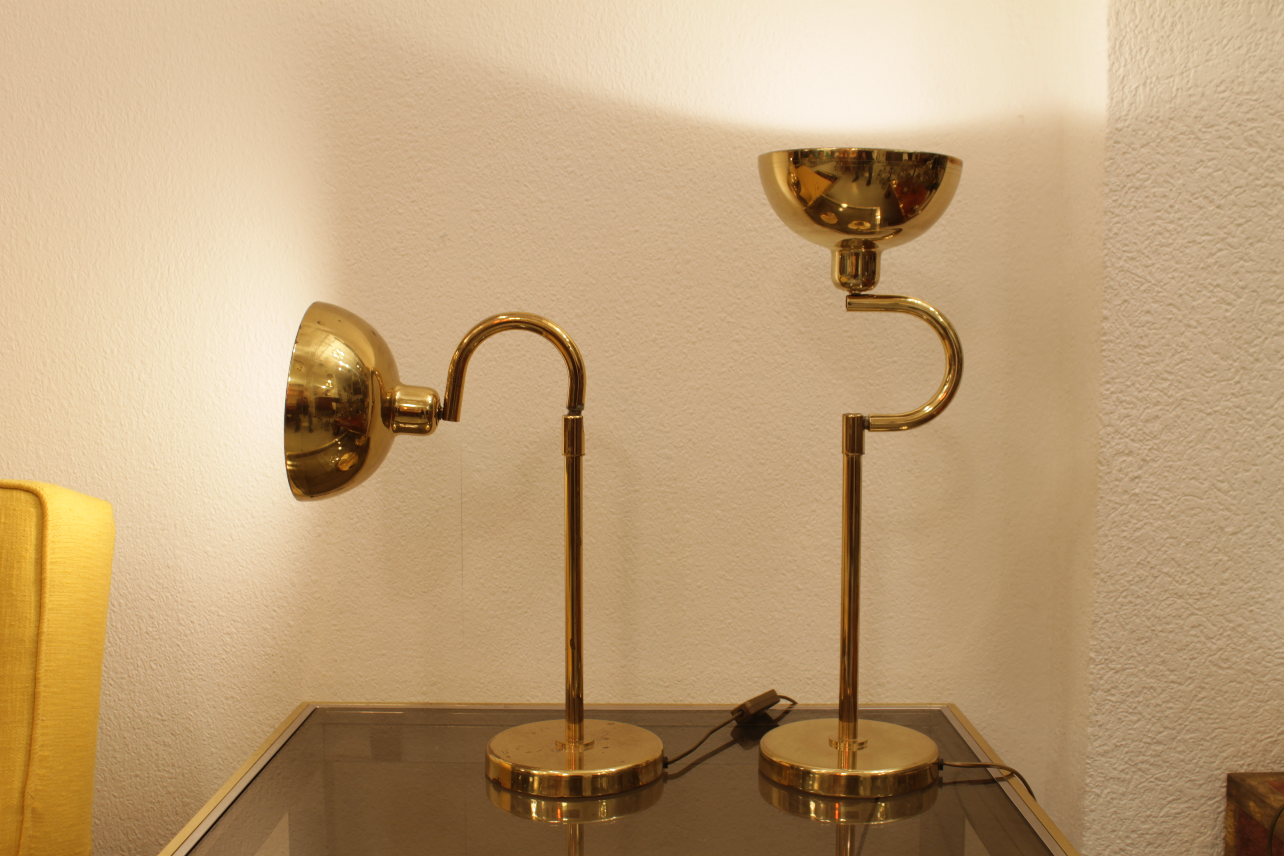Florian Schultz lampes de chevet