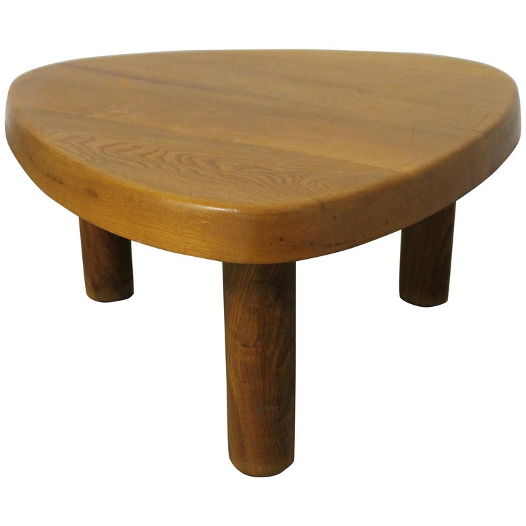 Pierre Chapo table d'appoint