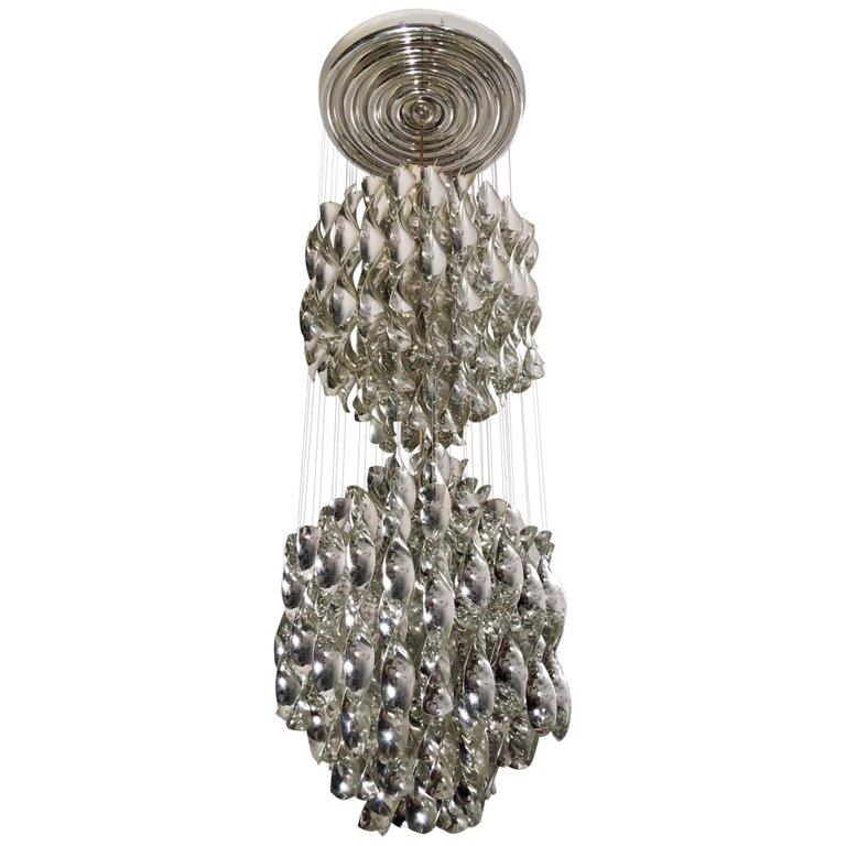 "Verner Panton ""SP2"" lampe Spirale"