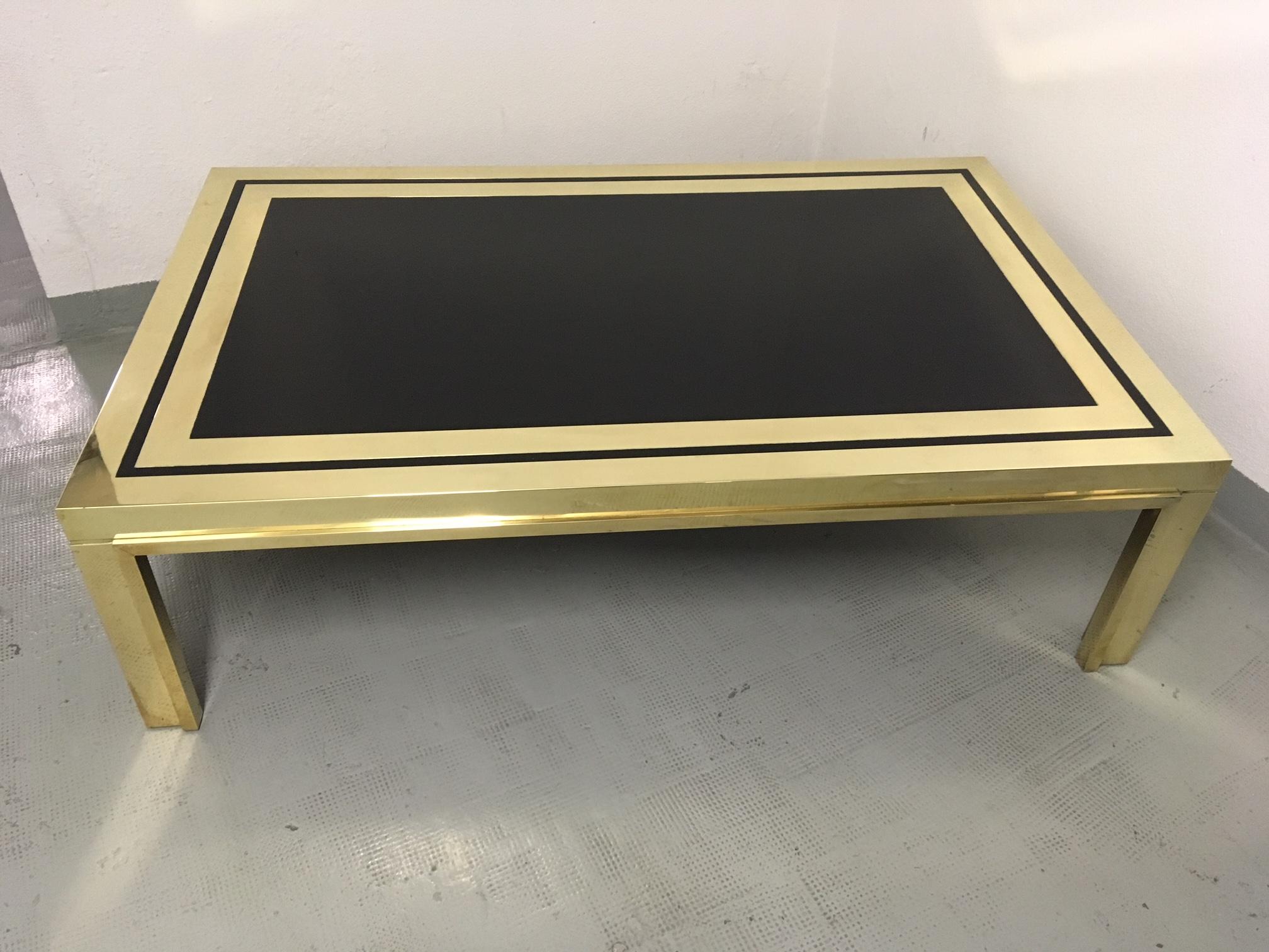 Liwan's Table Basse Laiton