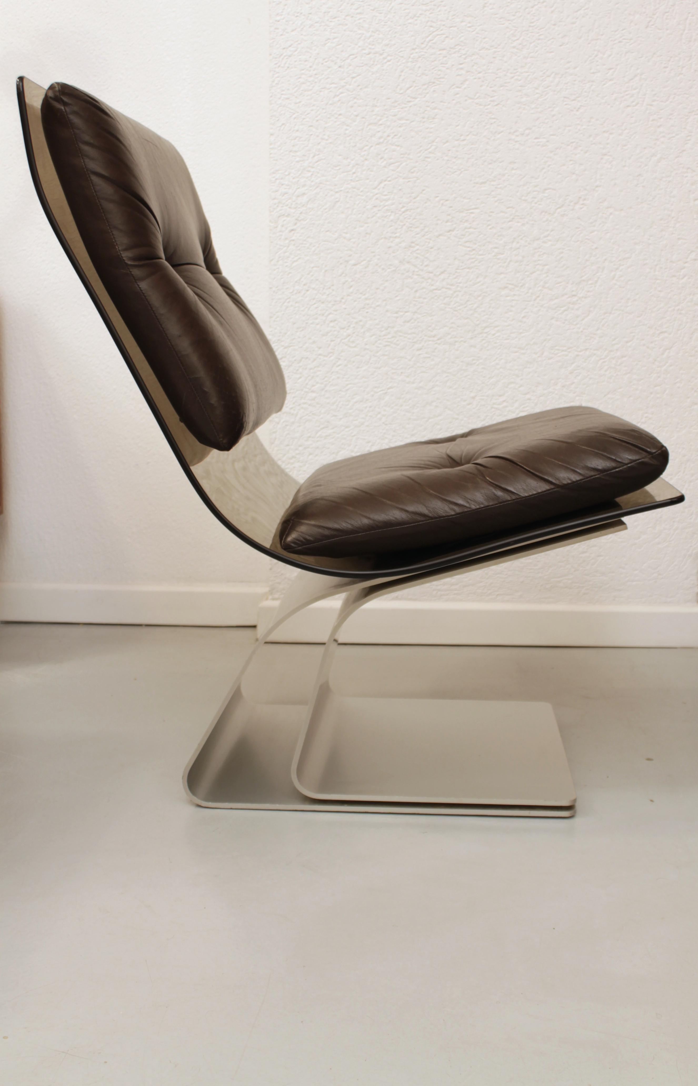 Maison Jansen Set de 4 chaises